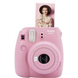 Appareil Photo A Developpement Instantane Fujifilm Instax Mini 9 Rose