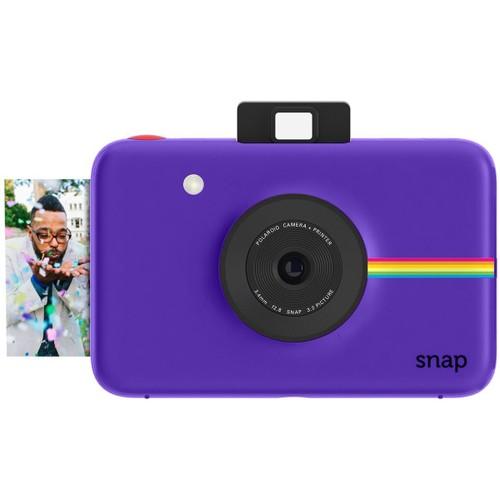 appareil photo num rique polaroid snap violet pas cher. Black Bedroom Furniture Sets. Home Design Ideas