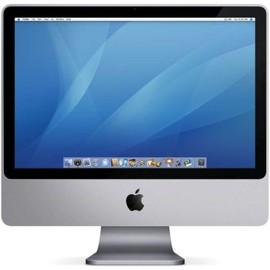 apple imac 20 intel core 2 duo pas cher achat vente rakuten. Black Bedroom Furniture Sets. Home Design Ideas
