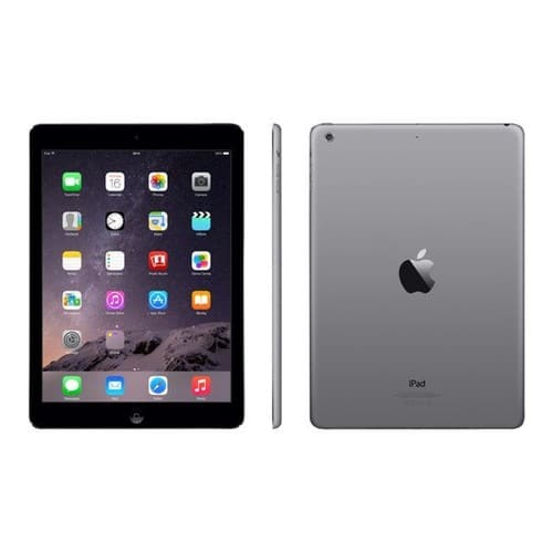 apple ipad air wi fi 16 go gris sid ral retina 9 7 pas cher. Black Bedroom Furniture Sets. Home Design Ideas