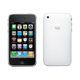 Comparer APPLE IPHONE 3GS BLANC 16GO