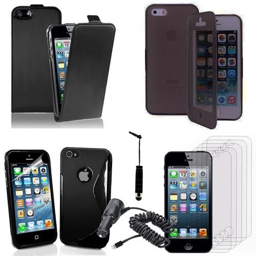 electronica rey lot de 3 coque pour iphone xr