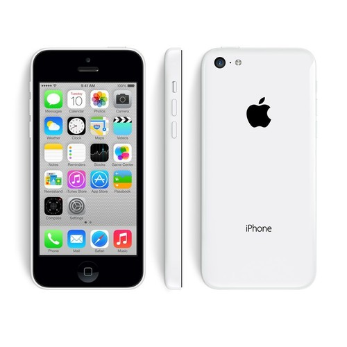 apple iphone 5c blanc 16 go reconditionn pas cher. Black Bedroom Furniture Sets. Home Design Ideas