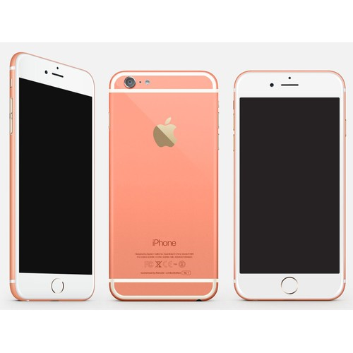 apple iphone 6 16 go rose pamplemousse pas cher priceminister rakuten. Black Bedroom Furniture Sets. Home Design Ideas