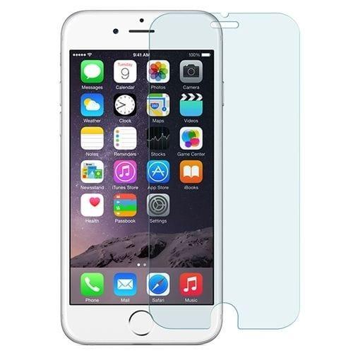 apple iphone 6 film protection cran transparent en verre tremp. Black Bedroom Furniture Sets. Home Design Ideas