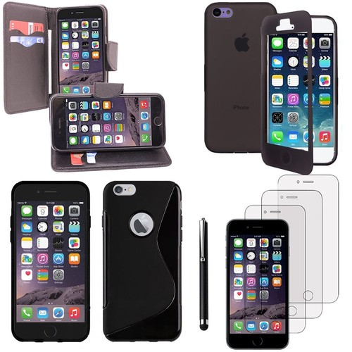 iphone 6 lot coque silicone