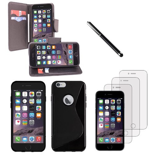 coque silicone iphone 6 lot