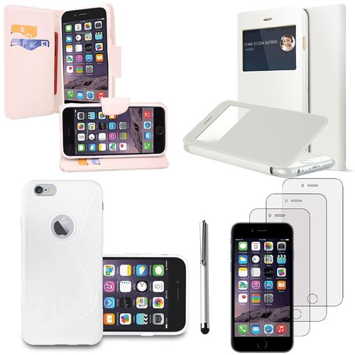 iphone 6 lot coque silicone