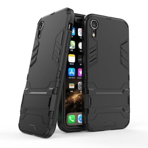 coque iphone xr bequille