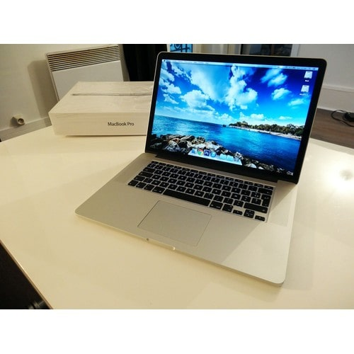 apple macbook pro retina mi 2012 15 intel core i7 pas cher. Black Bedroom Furniture Sets. Home Design Ideas