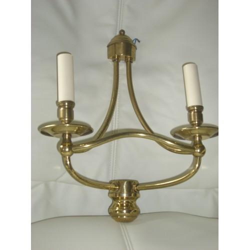 applique lustre 2 branches type louisiane achat et vente. Black Bedroom Furniture Sets. Home Design Ideas
