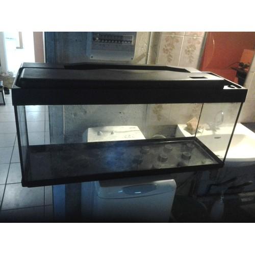 Aquarium 120 litres sans equipement achat et vente rakuten for Aquarium 120 litres