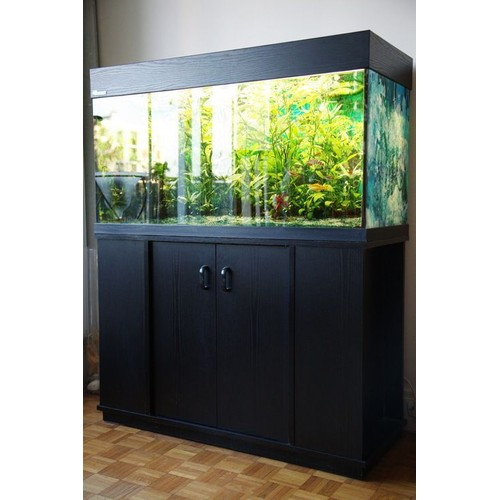 aquarium 200 l meuble eclairage filtre achat et vente. Black Bedroom Furniture Sets. Home Design Ideas