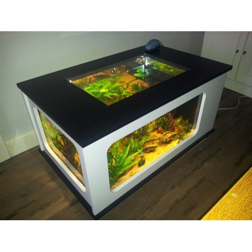 aquarium table pas cher achat vente priceminister