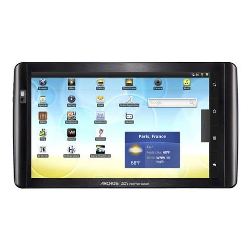 tablette archos 101 internet tablet 16 go 10 1 pouces pas cher. Black Bedroom Furniture Sets. Home Design Ideas