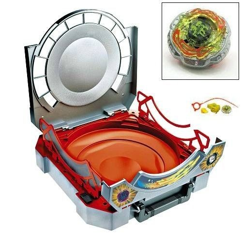 arene stadium mobile toupie beyblade metal masters rock zurafa bb 78 news 2011. Black Bedroom Furniture Sets. Home Design Ideas