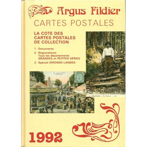 argus fildier 1992 cartes postales la cote des cartes postales de collection de andr fildier. Black Bedroom Furniture Sets. Home Design Ideas