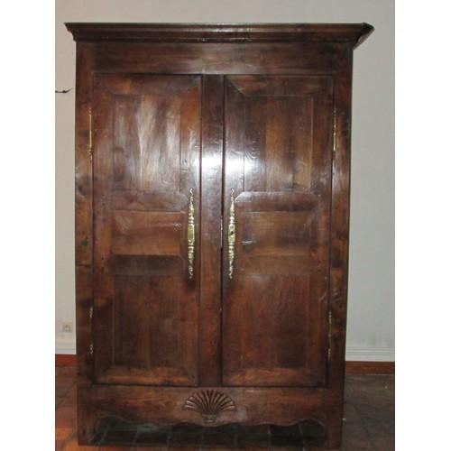 armoire chevill e ancienne venant de bretagne ge exact. Black Bedroom Furniture Sets. Home Design Ideas