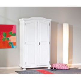 Armoire hedda penderie chambre meuble tag res 2 for Chambre a coucher blanche pas cher