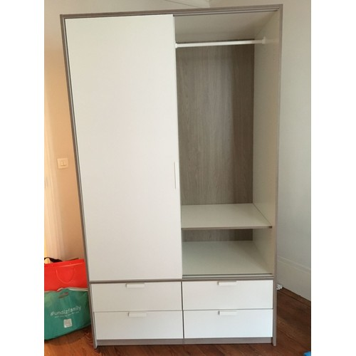 Armoire Ikea Blanche Achat Vente De Mobilier Rakuten