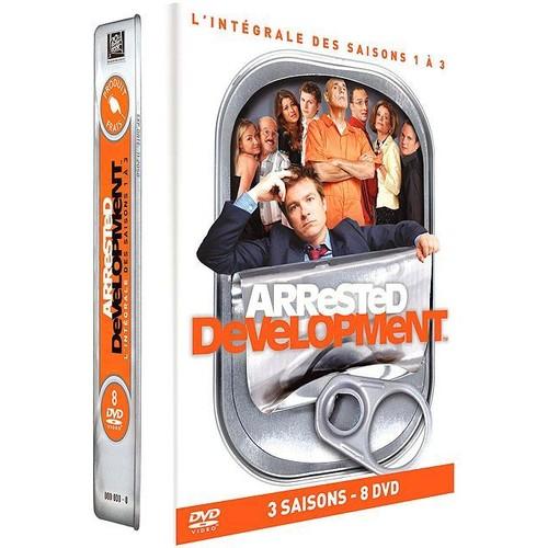 s rie arrested development en dvd blu ray vod pas cher ou d 39 occasion. Black Bedroom Furniture Sets. Home Design Ideas