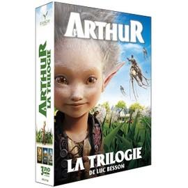 Arthur : La Trilogie De Luc Besson - Pack de Luc Besson