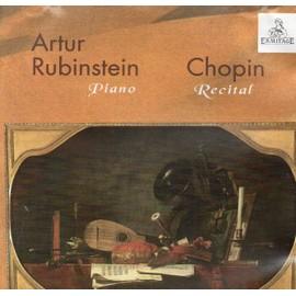 Arthur Rubinstein - Chopin Récital - CD Rare - CD rares