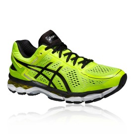 Asics Gel-Kayano 22 Homme Vert Support Running Chaussures Sport ...