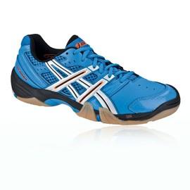 the best attitude 0b1fb 96c15 Asics Hommes Bleu Gel-Domain Chaussures De Sport En Salle Baskets D  intérieur