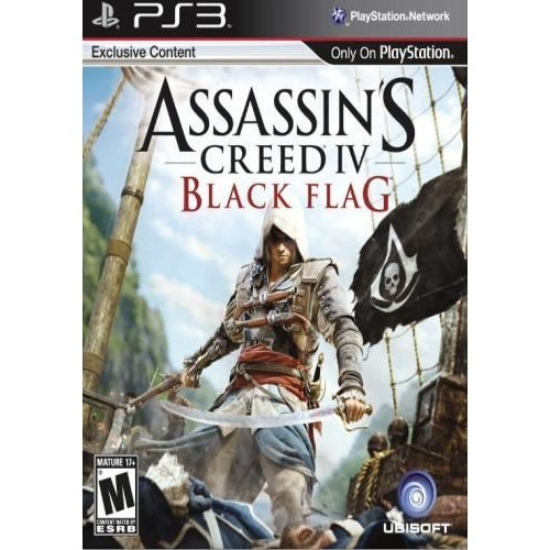 Assassins Creed Iv: Black Flag (Ps3) - Achat et vente