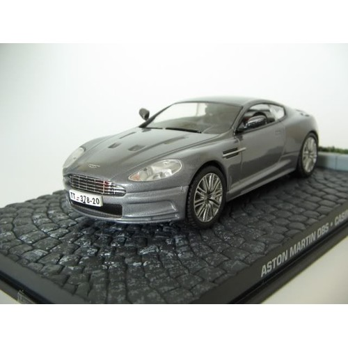aston martin dbs casino royale james bond 007 1 43 universal hobbies atlas. Black Bedroom Furniture Sets. Home Design Ideas
