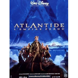 Atlantide, L'empire Perdu (Atlantis, The Lost Empire) -Walt Disney