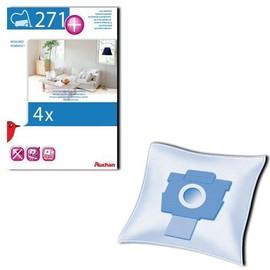 Auchan 271 sacs aspirateur rowenta artec 2 ro 4111 11 - Sac aspirateur rowenta artec 2 ...