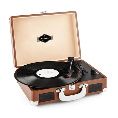 auna peggy sue platine vinyle portable design valise. Black Bedroom Furniture Sets. Home Design Ideas