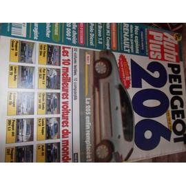 Auto Plus 386 Peugeot 206