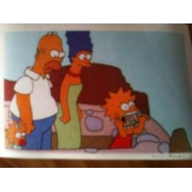 Autocollant Les Simpsons 9