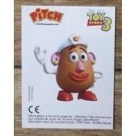 offer buy  autocollant madame patate toy story pitch