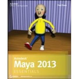 Autodesk Maya 2013 Essentials de Naas