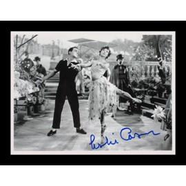Autographe Leslie Caron