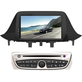 autoradio gps compatible renault m gane 3 2008 2011 pas cher. Black Bedroom Furniture Sets. Home Design Ideas