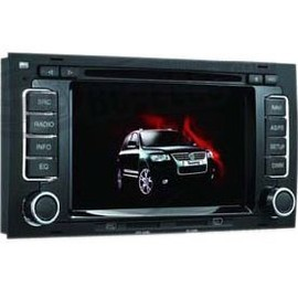 autoradio gps tactile tv dvd divx vcd mp3 carte sd usb ipod avec cran 6 5 pour vw. Black Bedroom Furniture Sets. Home Design Ideas