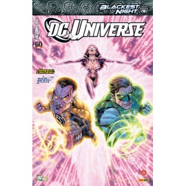 Dc ( D.C. ) Universe ( Blackest Night ) N� 60 :