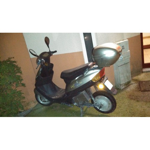 sweet elec sweet city scooter lectrique 50cc achat. Black Bedroom Furniture Sets. Home Design Ideas