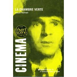 Avant Scene Cinéma N° 215 : La Chambre Verte - Truffaut - Rakuten