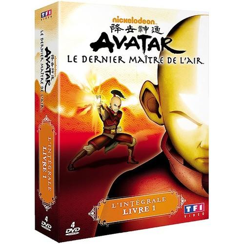 Avatar le dernier ma tre de l 39 air livre 1 dvd zone 2 - Code avantage aroma zone frais de port ...