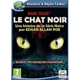 Aventures & Objets Cach�s : Dark Tales - Le Chat Noir