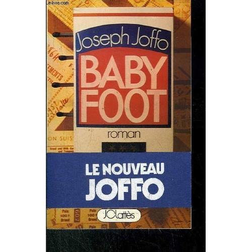 baby foot joseph joffo