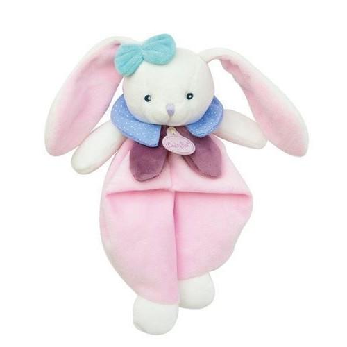 e36b018815e babynat-doudou-lapin-plat-berry-rose-col-bleu-pois-blanc -bn0242-1169342139_L.jpg