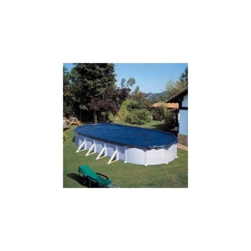 B che d 39 hivernage pour piscine hors sol ovale 610 x 375 cm for Produits d hivernage pour piscine hors sol