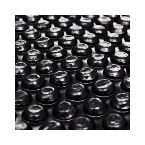 b che solaire bulles pour piscine 10x5 m noir pas cher. Black Bedroom Furniture Sets. Home Design Ideas